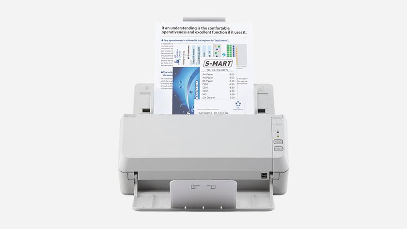 documenten scannen