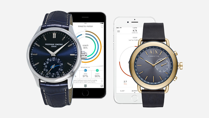 Hybrid watches