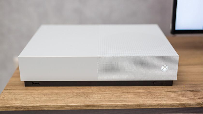 Xbox One console.