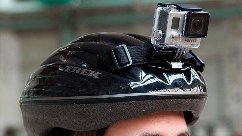 Helmet mounts