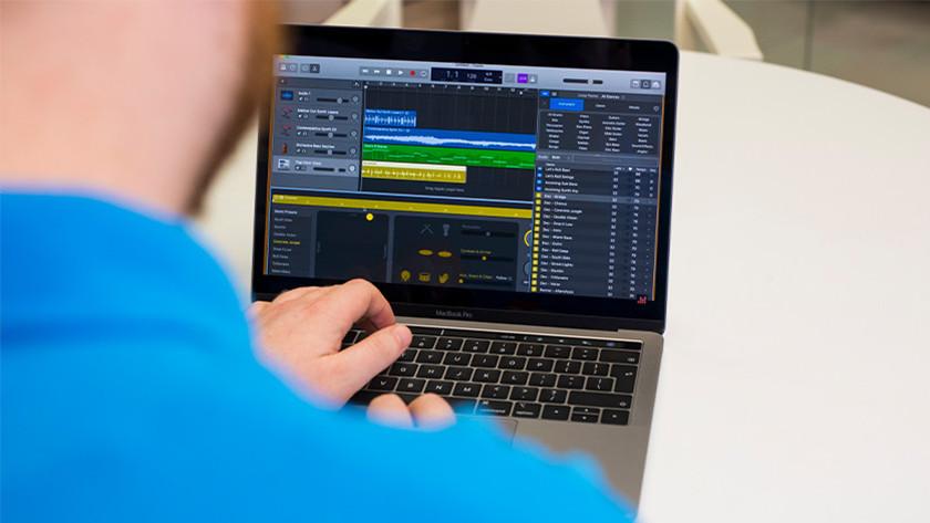 Apple MacBook Pro (2019) processor