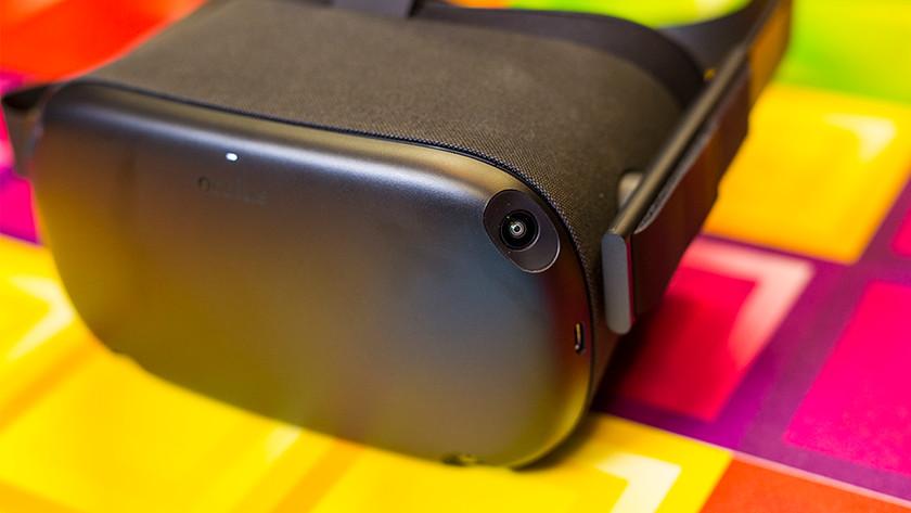 Tracking Oculus