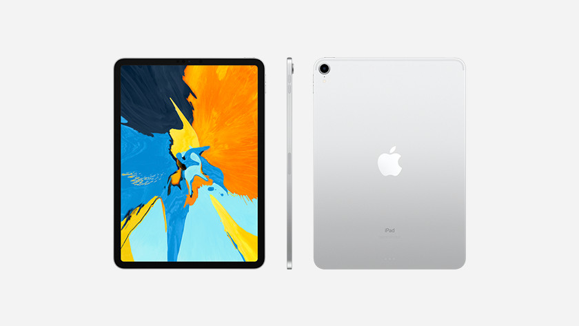 differences iPad Pro 2018 and iPad Pro 2017