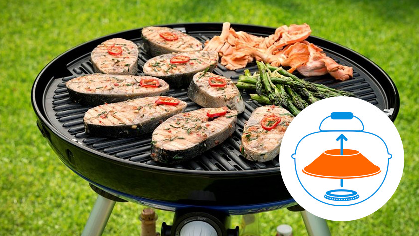 Direct grilling