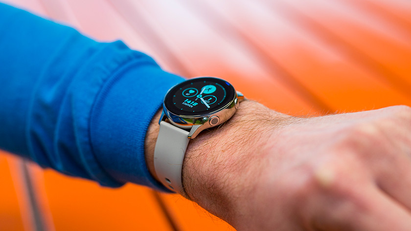 Design scherm Samsung Galaxy Watch Active