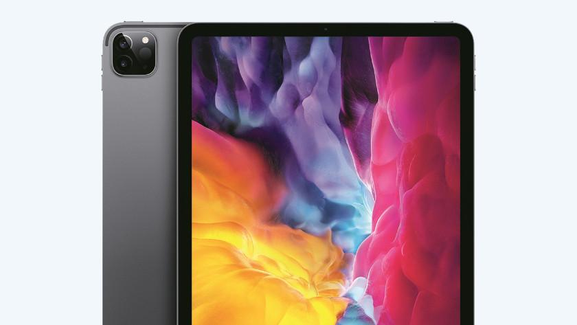iPad Pro (2020) scherm en achterkant