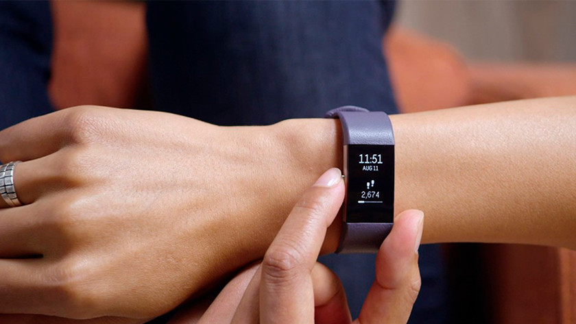 Fitbit Charge stappenteller