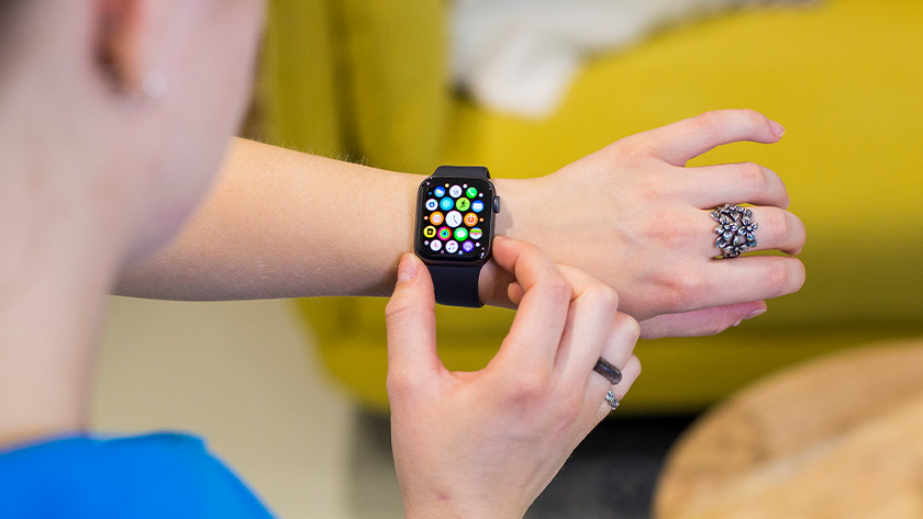 Apple Watch opslagcapaciteit