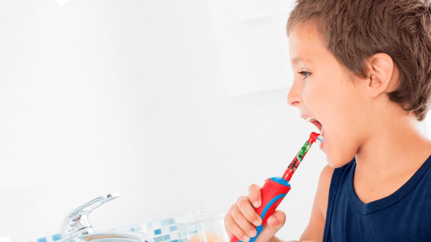 Elektrische kindertandenborstel