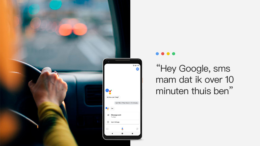 Google Assistant and the car