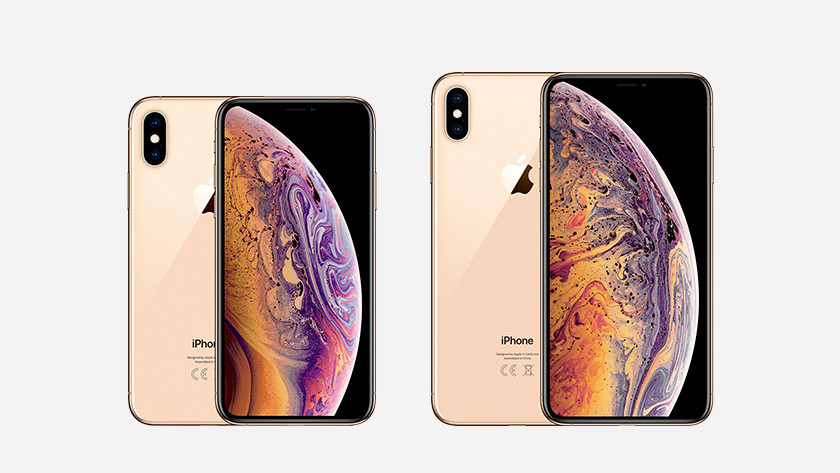 iPhone Xs and Xs Max Gold
