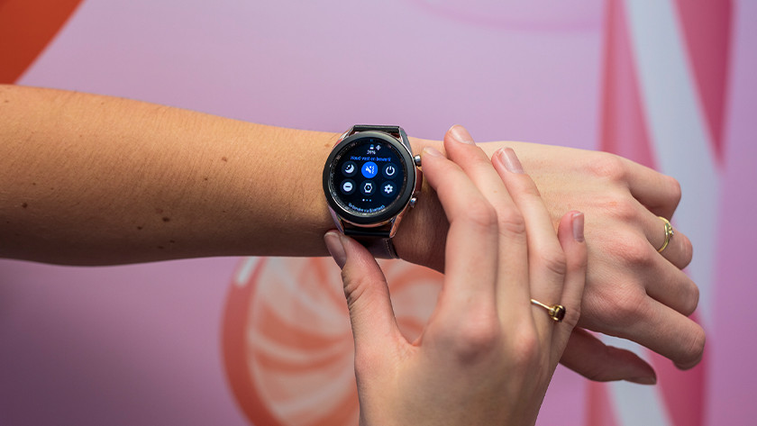 Batterijduur Samsung Galaxy Watch3