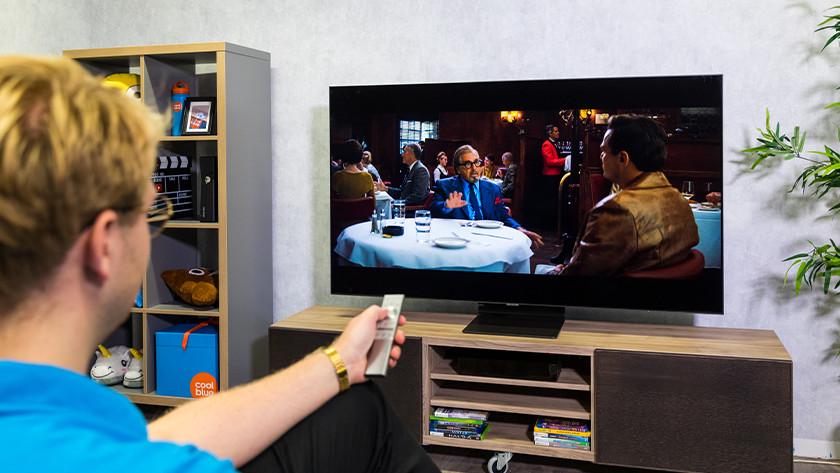 Eerste indruk van de Samsung Q95T QLED tv