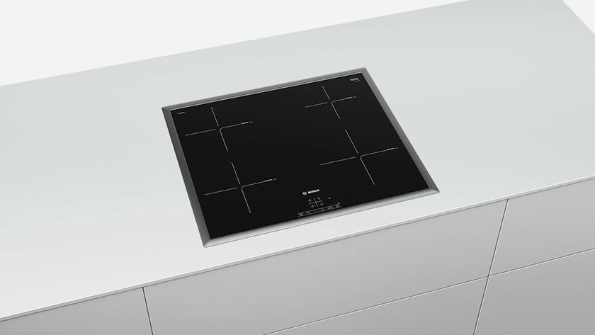 1-fase kookplaat