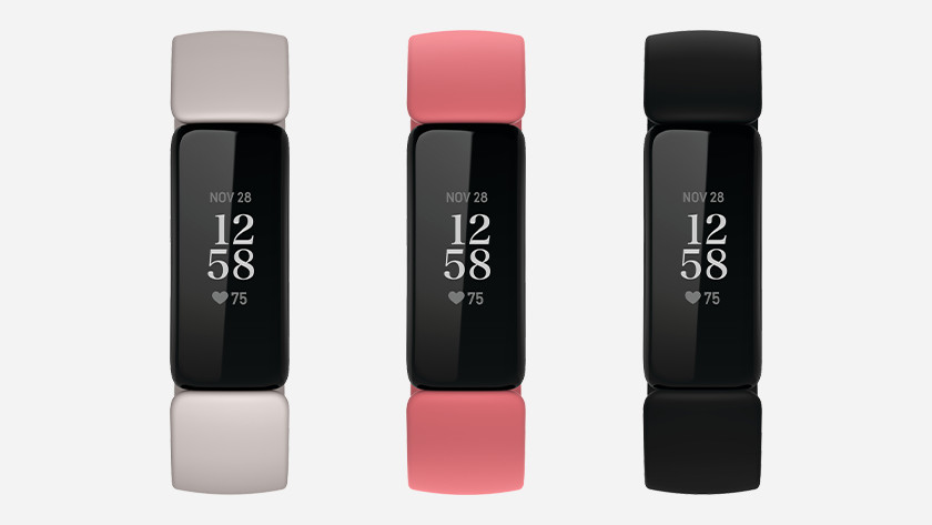 Fitbit Inspire 2 colors no physical button