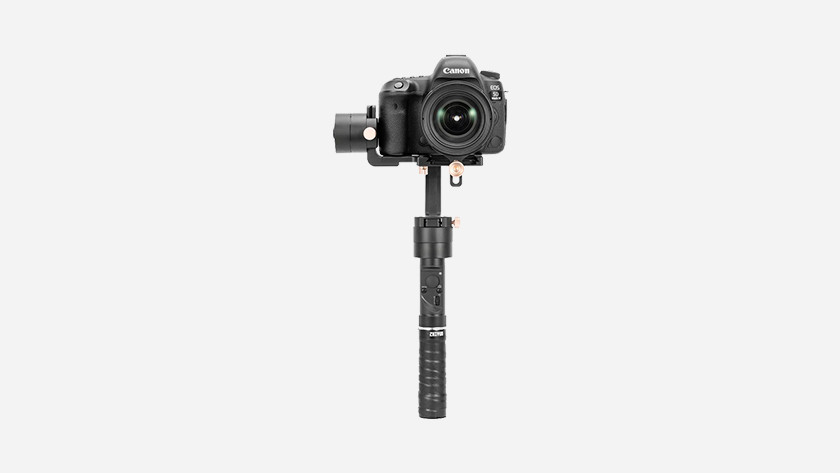 Stabilizer and gimbal