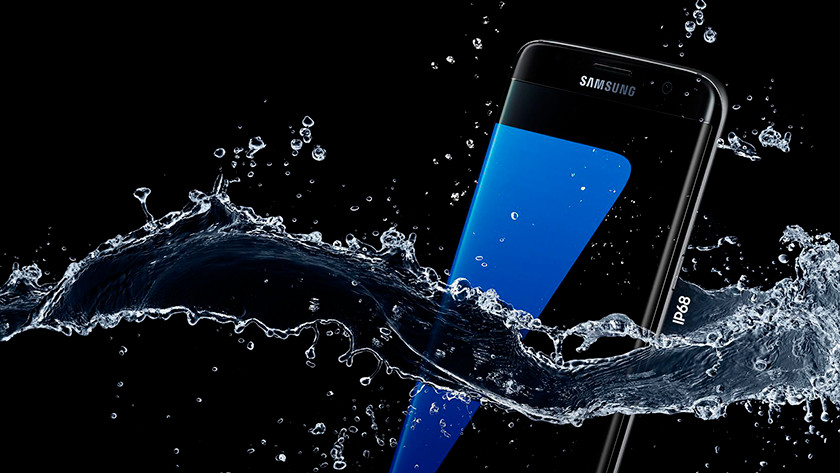 Samsung phone waterproof