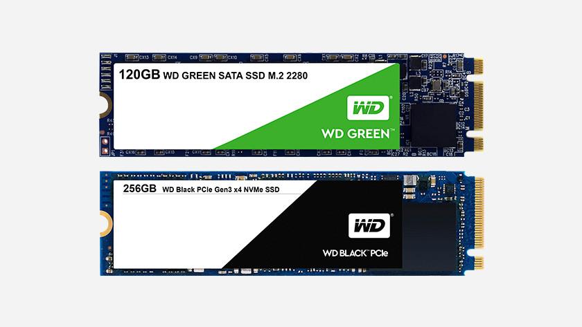 M.2 AHCI NVMe SSD