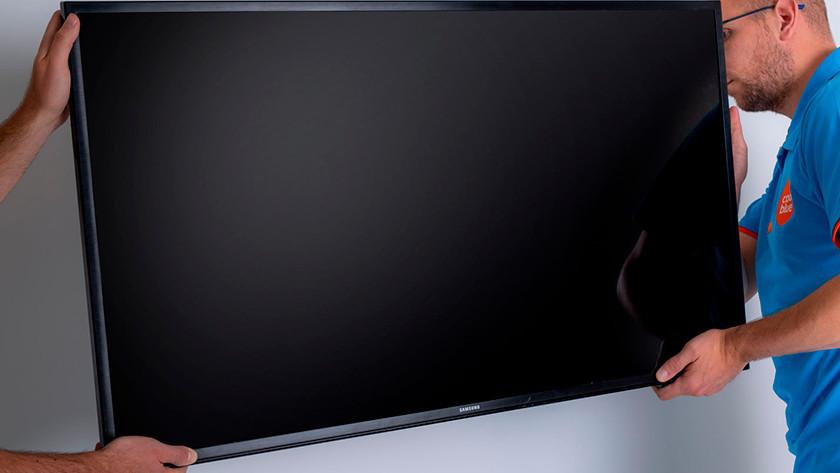Tv verwijderen