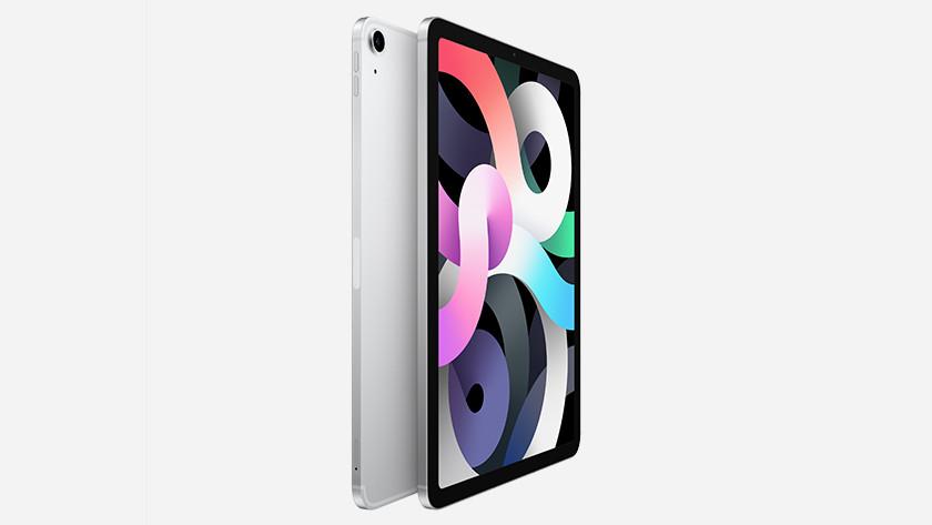 Zijkant Apple iPad (2020)