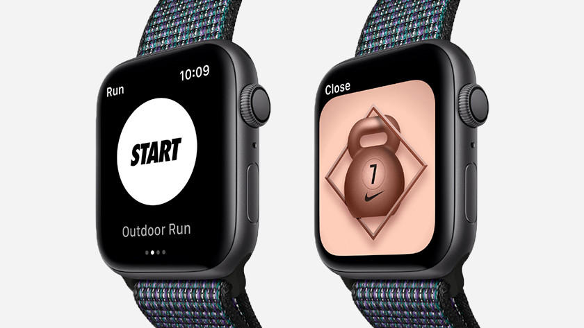 Apple Watch 2 maten