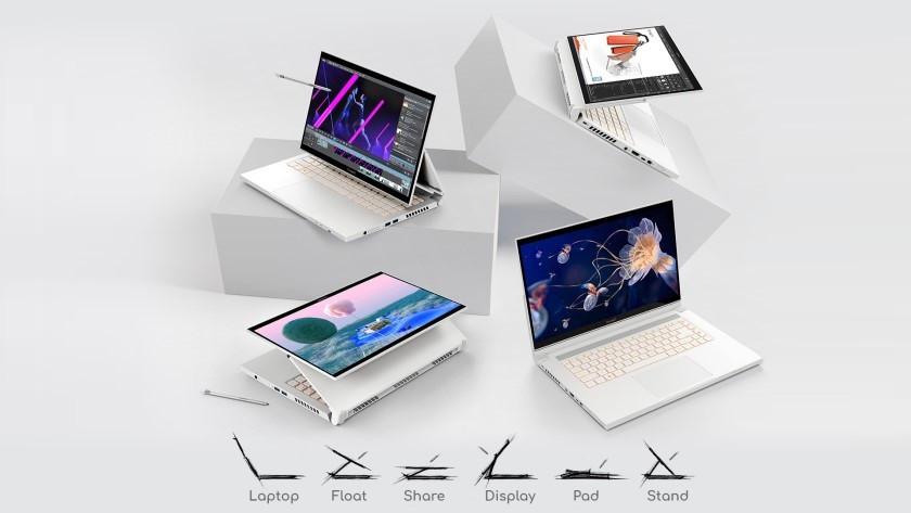 ConceptD laptops.