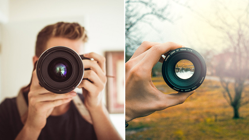 keuze lens