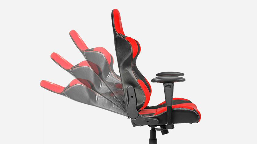 different positions office chair