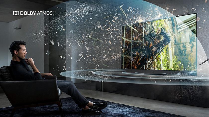 Dolby Atmos met Panasonic tv's