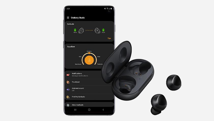 Smartwatches en oordopjes