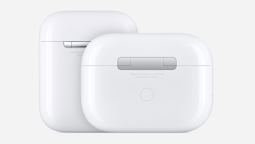 AirPods backside