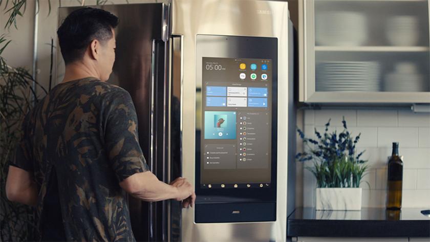 Family Hub koelkasten