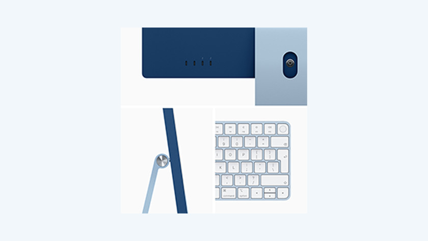 iMac versions