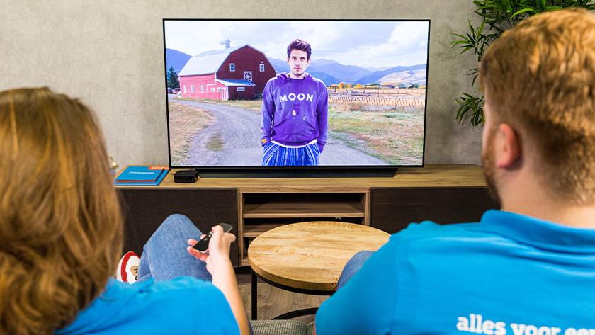 Apple TV HD resolutie