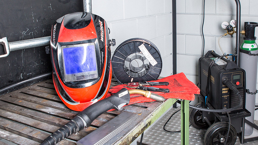 Needed for MIG/MAG welding
