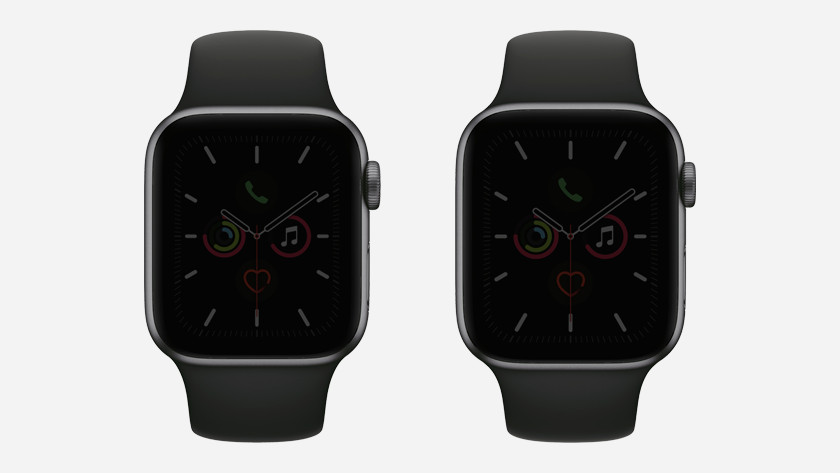 Apple Watch Series 5 40 en 44 mm