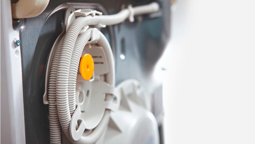 Condensafvoerslang wasdroger