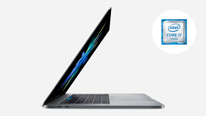 Processor MacBook Pro Touch Bar 15""
