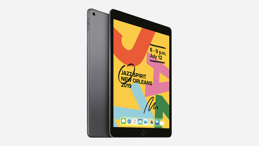iPad 2019 voorkant