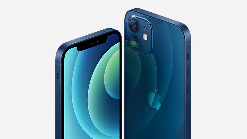 iPhone 12 ontwerp