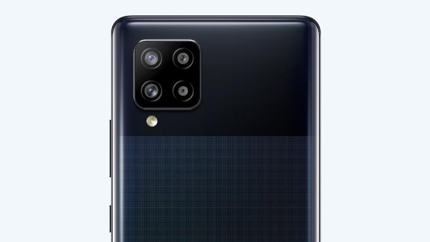 Camera comparison Samsung Galaxy A52 vs A42