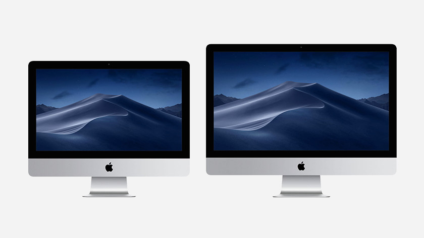 iMac dimensions