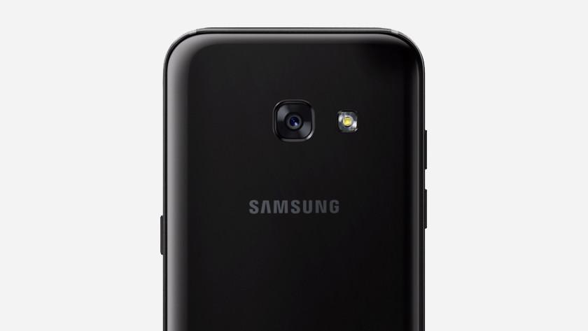 Camera Samsung Galaxy A3 (2017)