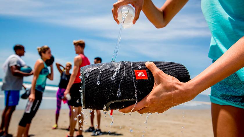 JBL Xtreme waterbestendigheid