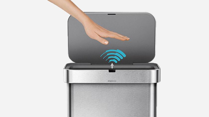Ongekend Advies over prullenbakken - Coolblue - Voor 23.59u, morgen in huis ZR-38