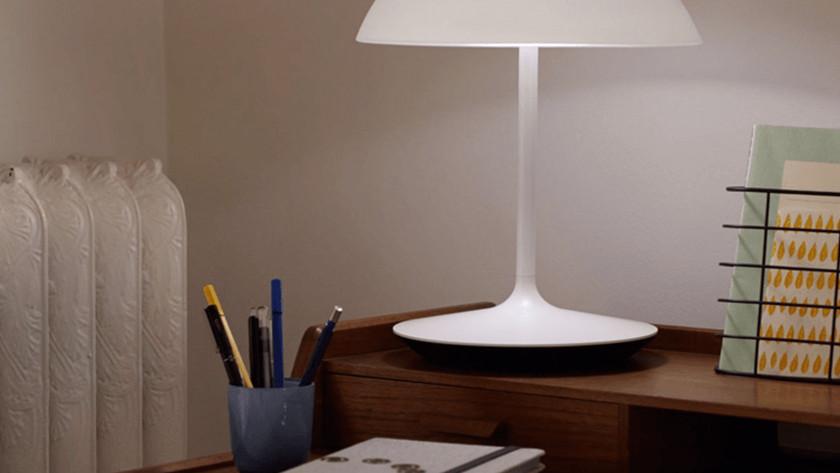 Smartlamp studeren