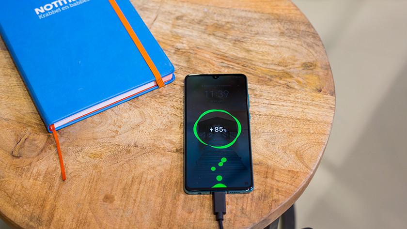 Smartphone best battery