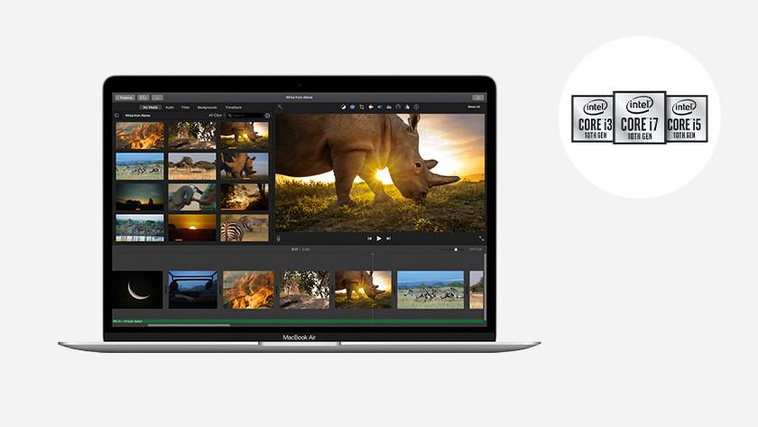 Apple MacBook Air (2020) CPU