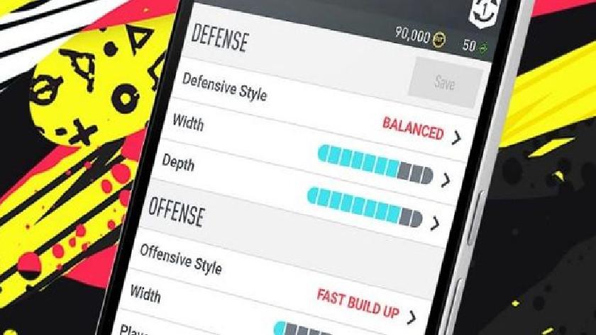 FIFA app gebruiken FUT