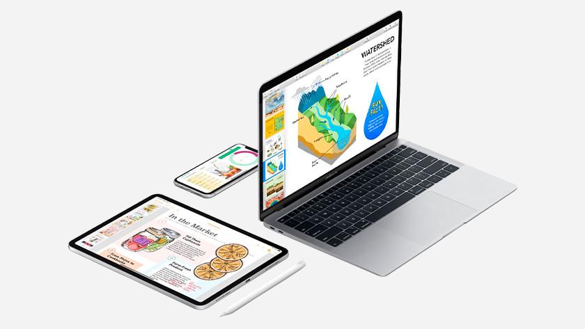 Apple iWork